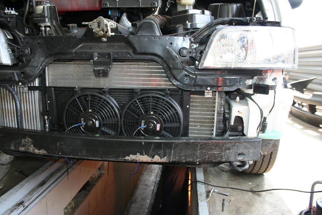 Кондиционер Fiat Ducato.